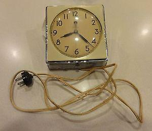 Telechron Clocks Ebay