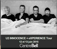 U2 MONTREAL 12 JUIN 2015 BLANC-WHITE SECTION-FF