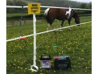 WANTED: Electric fencing for a pony paddock