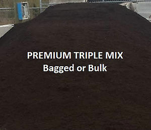 Garden Soil - Triple Mix - $2.75 Wholesale Price for 30L BAGS!