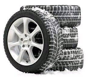 ISO winter tires (possibly with rims) 265/65/17