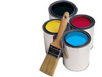 Quality Domestic Decorator -- Good Value For Money