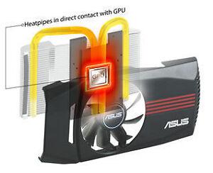 ASUS GeForce GTX 650 DirectCU