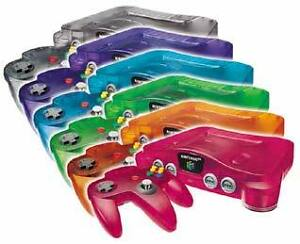 Looking for Funtastic N64 consoles and controllers Peterborough Peterborough Area image 1