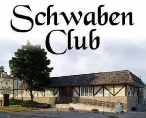 Schwaben Club Tickets for Friday, October 14th