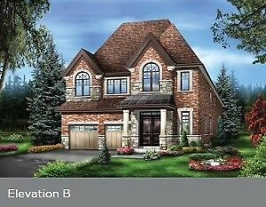 Gorgeous 4bdrm new home for rent in prime location in Vaughan!