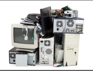 Computer recycling for School project