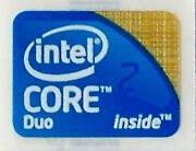 Intel Sticker