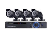 Complete 4 camera HD CCTV system - Christmas special offer
