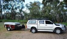 Challenge Off Road Meridian Camper Trailer 2008 Mount Barker Mount Barker Area Preview
