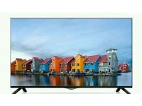 "NEW IN BOX LG 32"" LED tv builtin HD freeview USB media player"