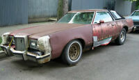 1976 Mercury Grand Marquis ULTRAGLIDE Coupe (2 door)
