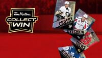 Wanted: Tim Horton's Hockey Cards