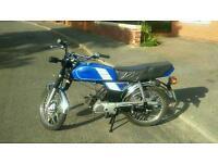 Yamaha FS1E DAX