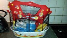 used rotastak hamster cage