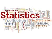 I am looking for statistician, someone who can helps me with statistic