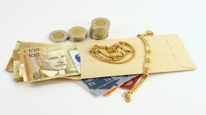 SATURDAY ... CASH DAY AT CASH FOR GOLD