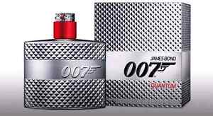 James bond 007 cologne quantum