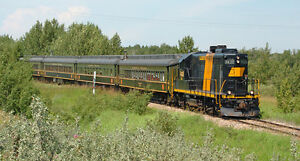 Alberta Prairie Railway - August 20