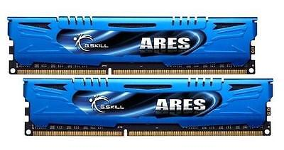 Cl9 Dual Channel (8GB G.Skill DDR3 PC3-17000 2133MHz Ares Low Profile CL9 Dual Channel kit)