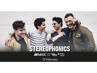 2 stereophonics tickets for Aberdeen 23rd Feb