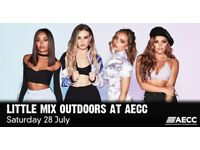 5x Little Mix - the Summer Hits Tour 2018 - Outdoors at the AECC - Standing