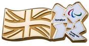 Paralympic Pin Badge