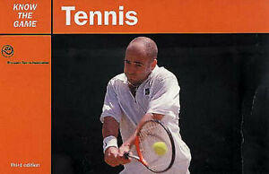 """""""VERY GOOD"""" Tennis (Know The Game), The Lawn Tennis Association, Book"""