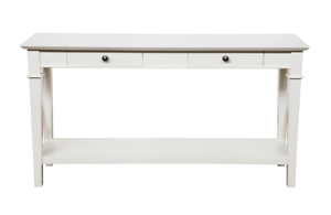 Southport Console Table 150cm in White - NEW Camden Camden Area Preview