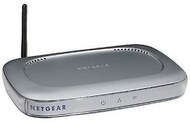 Used Netgear WG602v2 54Mbps Wireless Access Point.