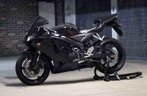2005 CBR600RR All black - New fairings and fresh service Eastwood Ryde Area Preview