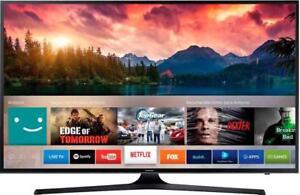 "Samsung 55"" 4K UHD Smart TV, 1 Year Warranty"
