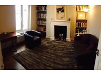 Beautiful therapy rooms in central Hove