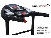 Treadmill Premier Fit T100 motorised