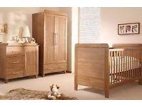 Kiddistyle Nursery Furniture Set