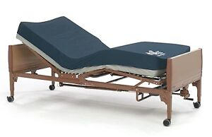 Hospital Bed- Delta Ultra Light Full Electric Low Bed