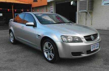 '06 Holden Commodore Omega Sports Sedan with NO DEPOSIT FINANCE!* O'Connor Fremantle Area Preview