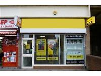 Retail shop in Farnham Rd Slough high potential location Ideal for any A1/A2 use. With FREE parking