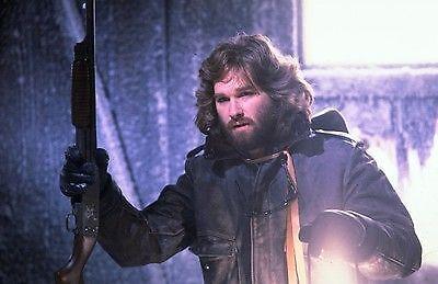 Kurt Russell in Das Ding aus einer anderen Welt, 1982