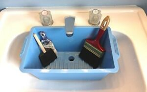 washbox paint cleanup