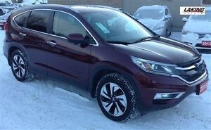 2015 Honda CR-V Touring AWD NAVIGATION LEATHER