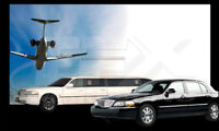 Airport and back, weddings,Casino, out of town in Limo Bus can c