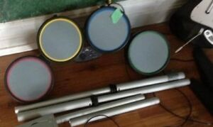 WOW DRUMS SET FOR XBOX 360  $20.00