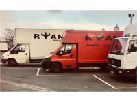 ✅ RYAN REMOVALS- Insured Man with Van / 2 -3 men/ Moving/ man and van/ House moves student