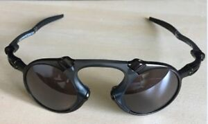 Oakley X-Metal Madman Dark Carbon  with Prizm Daily Polarized