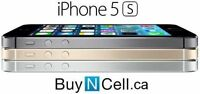 iPHONE 5S 16GB 32GB 64GB BRAND NEW IN BOX - PRICE DROP