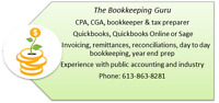 Bookkeeping and personal tax