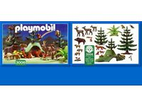 Playmobil 3006 Forest Animals