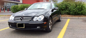 2003 Mercedes Benz CLK 320