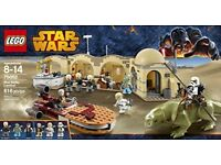 Star Wars Lego Mos Eisley Cantina - 75052